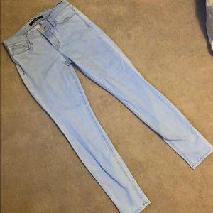 Lightwash J Brand Jeans